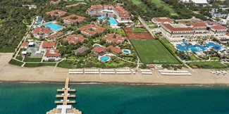 Sirene Golf Hotel, Belek, Turkey