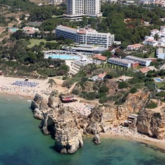 lagos portugal beach hotels