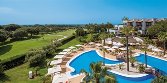 El Rompido Golf Hotel, Costa de la Luz, Spain