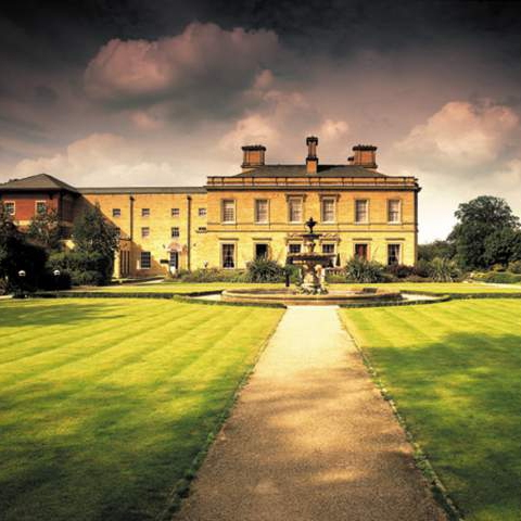 Golf holiday hotel in England UK Oulton Hall Hotel & Golf Resort