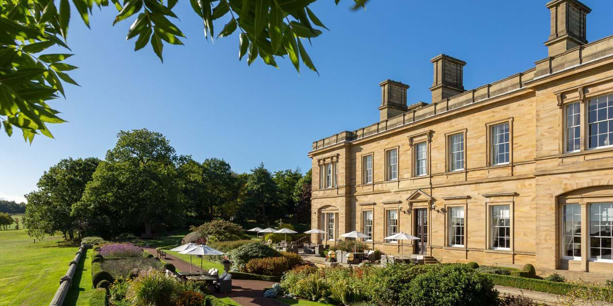 Golf holiday hotel in England UK Oulton Hall Hotel & Golf Resort