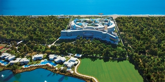 Cornelia Diamond Golf Resort & Spa, Belek, Turkey