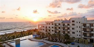 Capital Coast Hotel, Paphos Cyprus