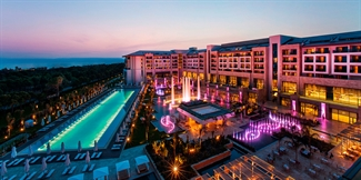 Regnum Carya Golf & Spa Resort, Belek, Turkey